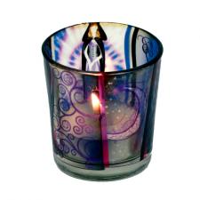 """Küünla klaas """"Noore kuu soovid"""" 6x5 cm, kuumakindel"""