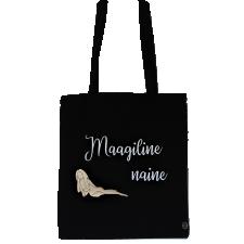 Poekott MAAGILINE NAINE 38x42cm 100% puuvill