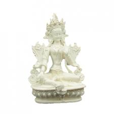 """Jumalanna kuju """"Tara"""", tingimusteta armastuse ja kaastunde jumalanna, 15cm"""