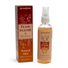 Frankincense (viiruk) & mürr vesi 100ml spray energia puhastamiseks